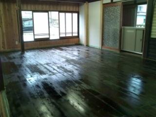 八木旅館改修工事110319